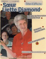 Liette Diamond - Tête d'affiche